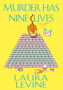 Murder Has Nine Lives cover